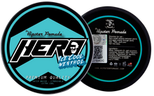 Load image into Gallery viewer, Hipster Pomade HERO (ICE COOL MENTHOL)