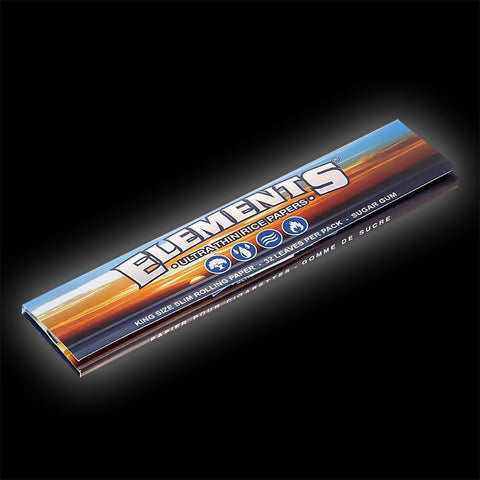 ELEMENTS SLIM KING SIZE ROLLING PAPERS