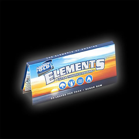 ELEMENTS PERFECT FOLD 1 1/4 ROLLING PAPERS