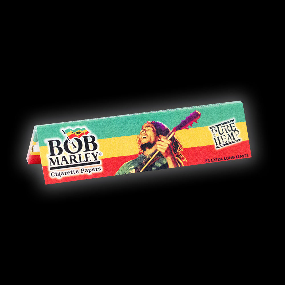 PAPERS - BOB MARLEY KING SIZE 33 LEAVES