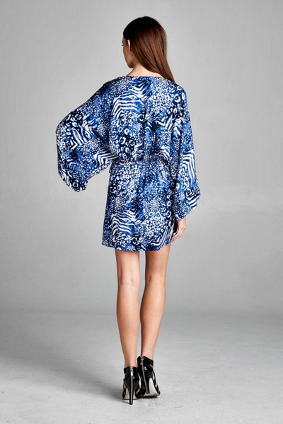 The Kimono Wrap Dress