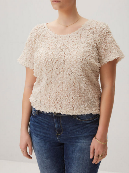 The Rosette Blouse