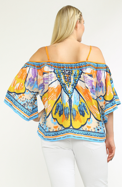 The Off-The-Shoulder Top