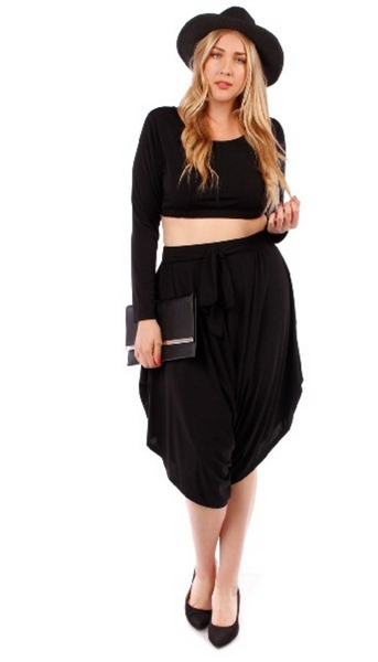The Perfect Plus Size Festival Outfit