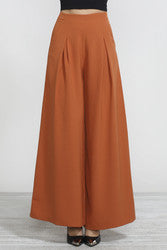 The High Waisted Wide Leg Pant