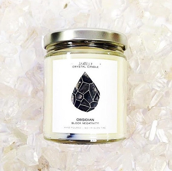 Crystal Candles