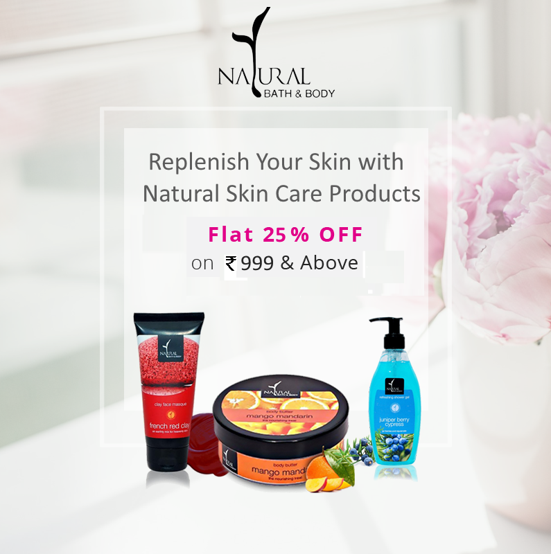 Natural Skin & Body care Products on Sale