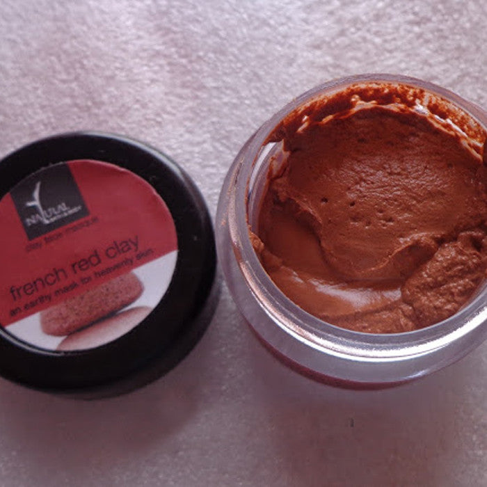 Sriz Beauty Blog - French Red Clay Masque Review - Sample Series