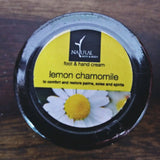 Driblet Diaries - Lemon Chamomile Hand & Foot Cream review