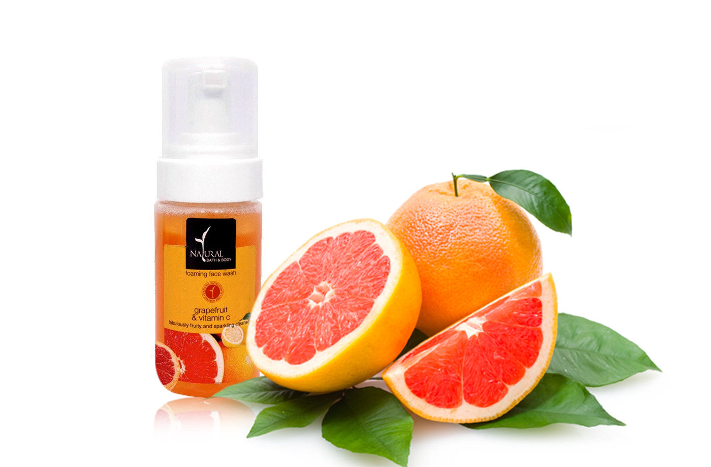 An essential citrusy nourishment for the skin