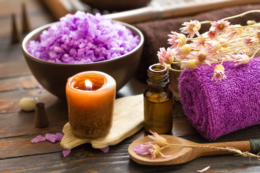 Uplift your Mood with Lavender Aromatherapy
