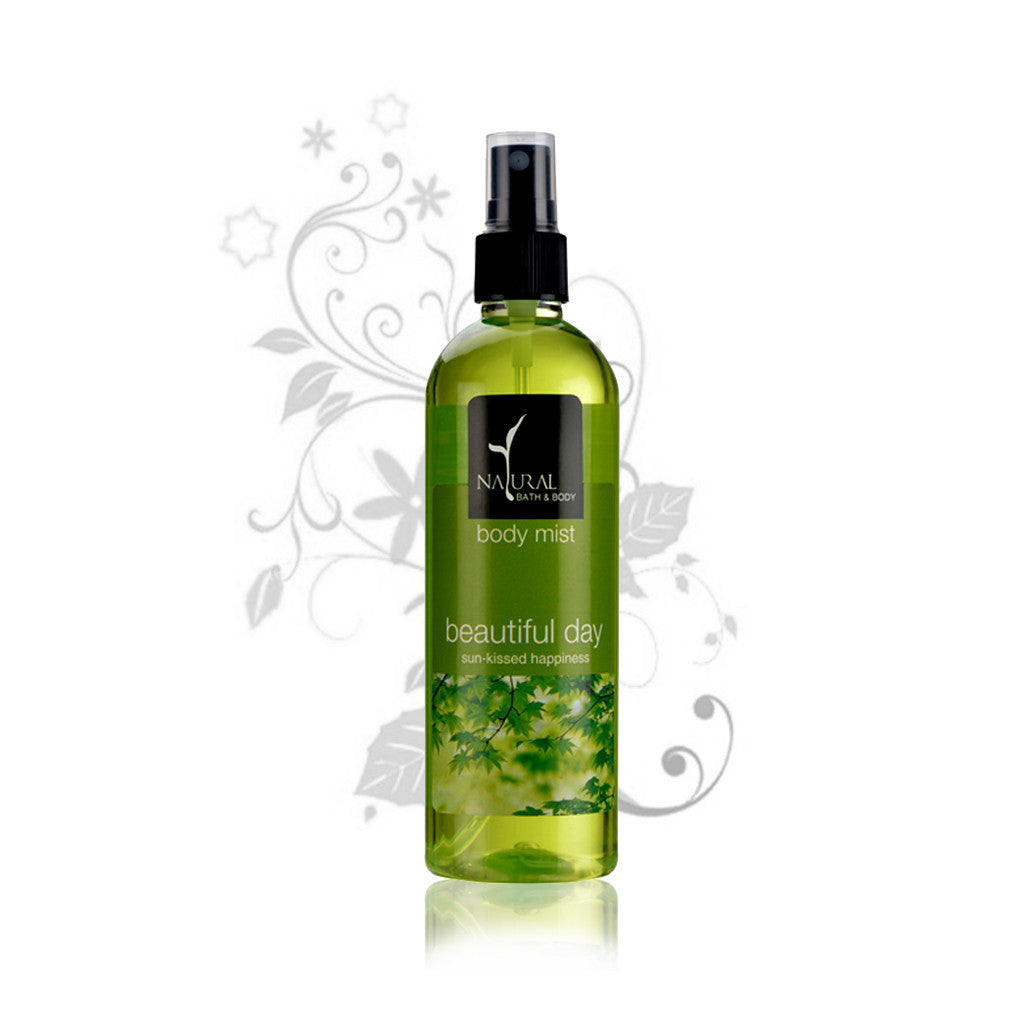 beautiful day body mist