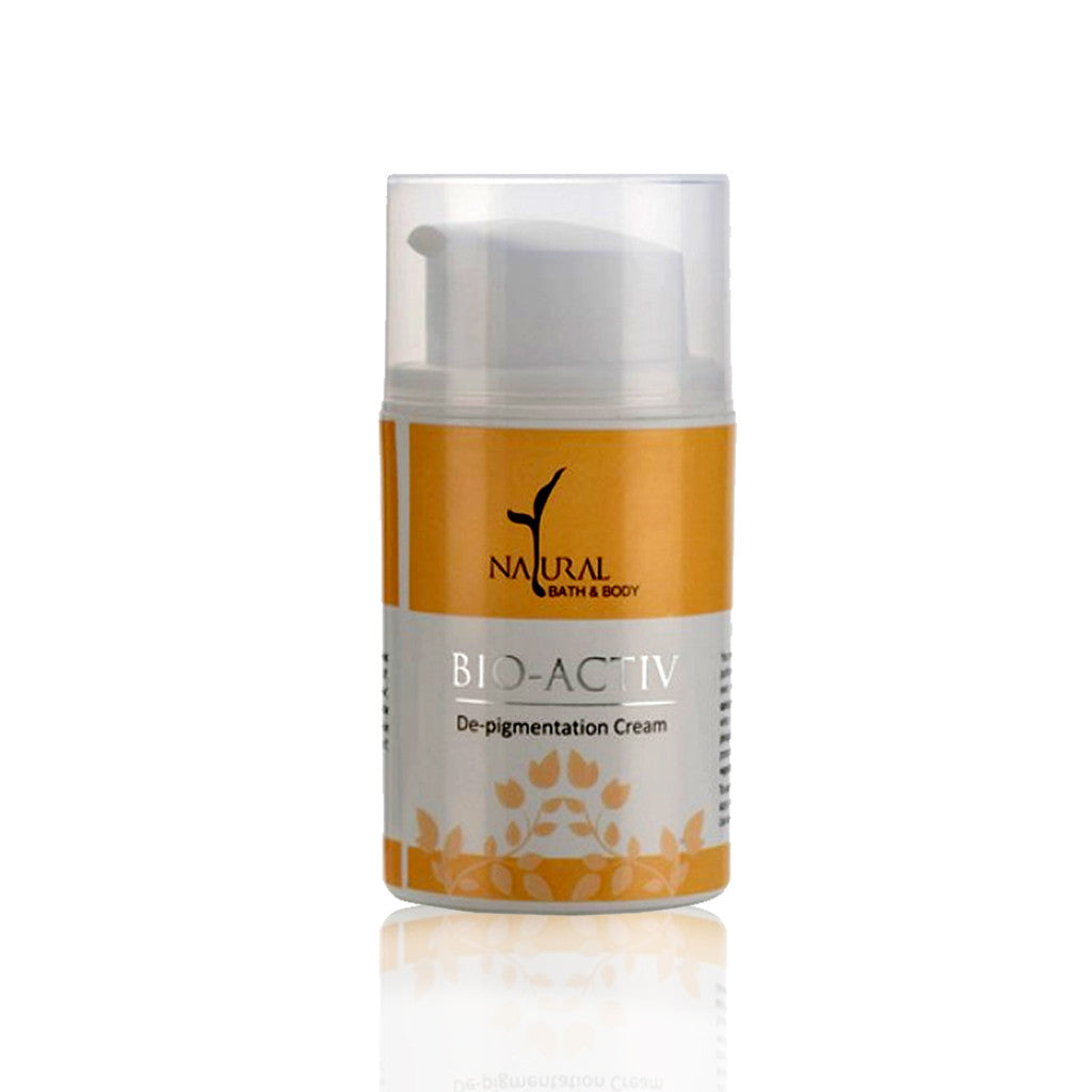 Bio-Activ De-pigmentation Cream - Natural Bath & Body