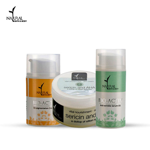 Timeless Trio - Natural Bath & Body