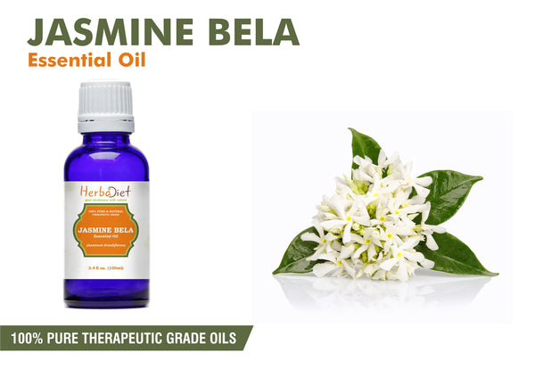 100% Pure Natural Jasmine Essential Oil PREMIUM Therapeutic Grade Oils