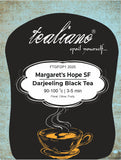 Darjeeling Second Flush | Margaret's Hope | Premium Loose Leaf Black Tea