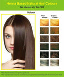 Natural Henna Hair Dye Color | No PPD, No Ammonia | Neutral/Cassia
