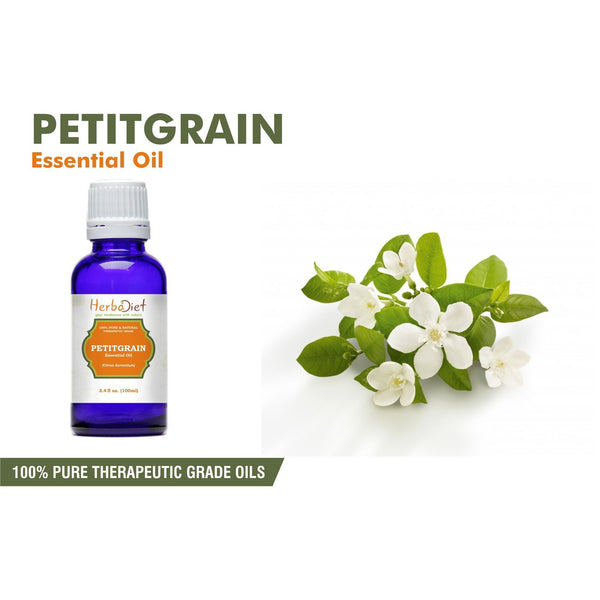 Essential Oil Singles - 100% Pure Natural Petitgrain Essential Oil PREMIUM Therapeutic Grade Oils