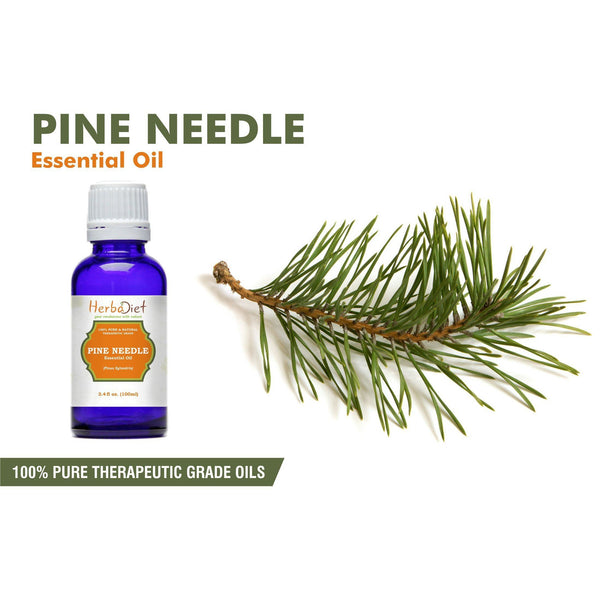 Essential Oil Singles - 100% Pure Natural Pine Needle Essential Oil PREMIUM Therapeutic Grade Oils