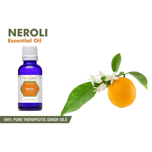 Essential Oil Singles - 100% Pure Neroli Essential Oil PREMIUM Therapeutic Grade Oils