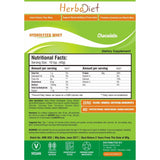 Sports Supplements - Herbadiet Hydrolyzed Whey Protein Isolates Enhanced Absoprtion Bccas CHOCOLATE
