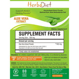 Standardized Extracts - Herbadiet Aloe Vera 200:1 Powder Extract Supplement