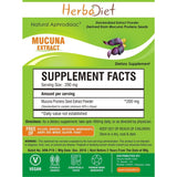 Standardized Extracts - Mucuna Pruriens 50% L-Dopa Extract Powder Natural Dopamine Mood Support