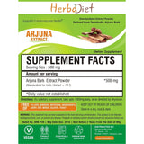 Standardized Extracts - Terminalia Arjuna Bark Extract Powder PREMIUM Quality Blood Pressure Support
