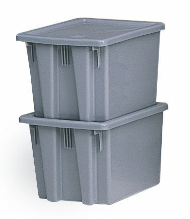 LID GRAY for 1721,1722 PALLETOTE BOX