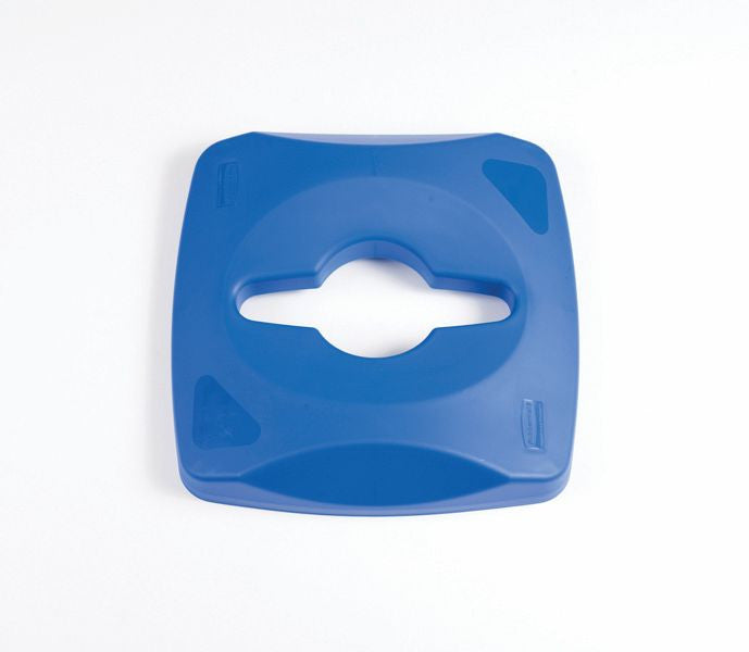 UNTOUCHABLE SINGLE STREAM RECYCLING TOP BLUE for Slim Jim® 3540,