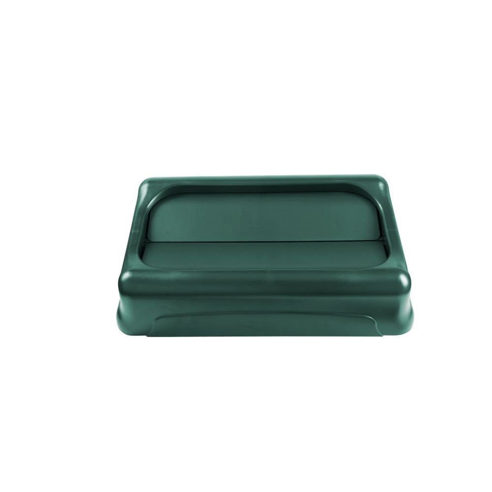 RUBBERMAID SWING LID GREEN fits 3540,3541,3540-60/-07