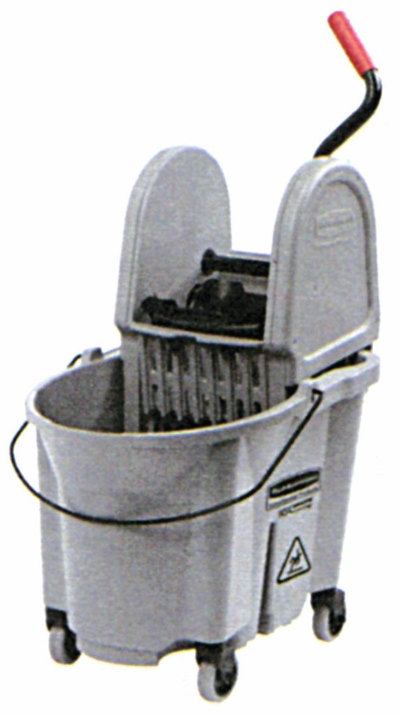 EXECUTIVE MOP BUCKET DOWN PRESS COMBO GRAY