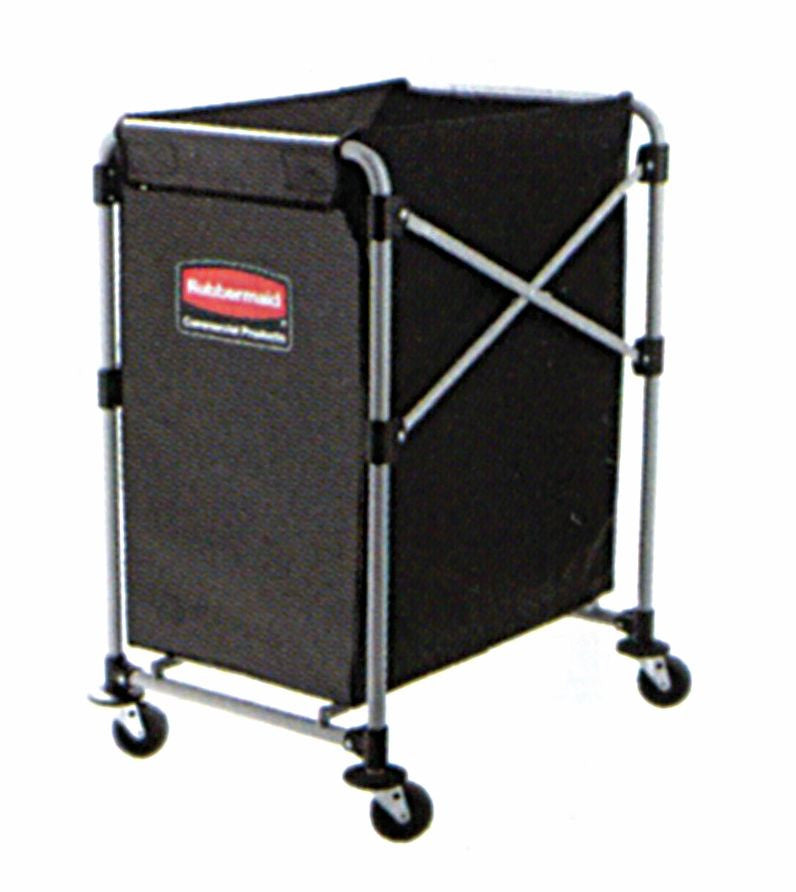 EXECUTIVE 4-BUSHEL COLLAPSIBLE BASKET X-CARTS-150Ltr