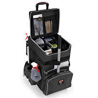 RUBBERMAID EXECUTIVE QUICK CART
