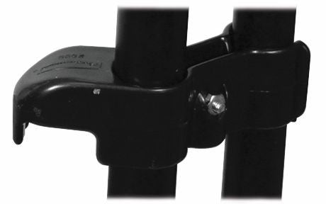 HANGER BRACKET BLACK for LOBBY UPRIGHT DUST PAN