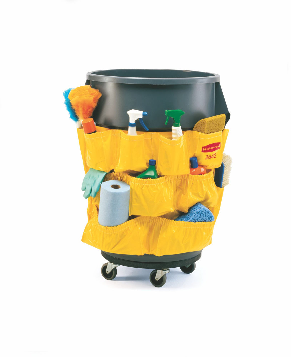 CADDY BAG YELLOW for 32 & 44gal CONT
