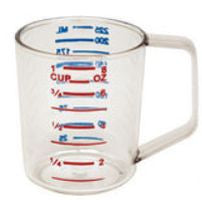RUBBERMAID BOUNCER MEASURING JUG/CUP CLEAR
