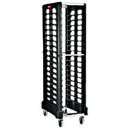 RUBBERMAID SYSTEM RACK END LOADER for FULL SIZE PAN