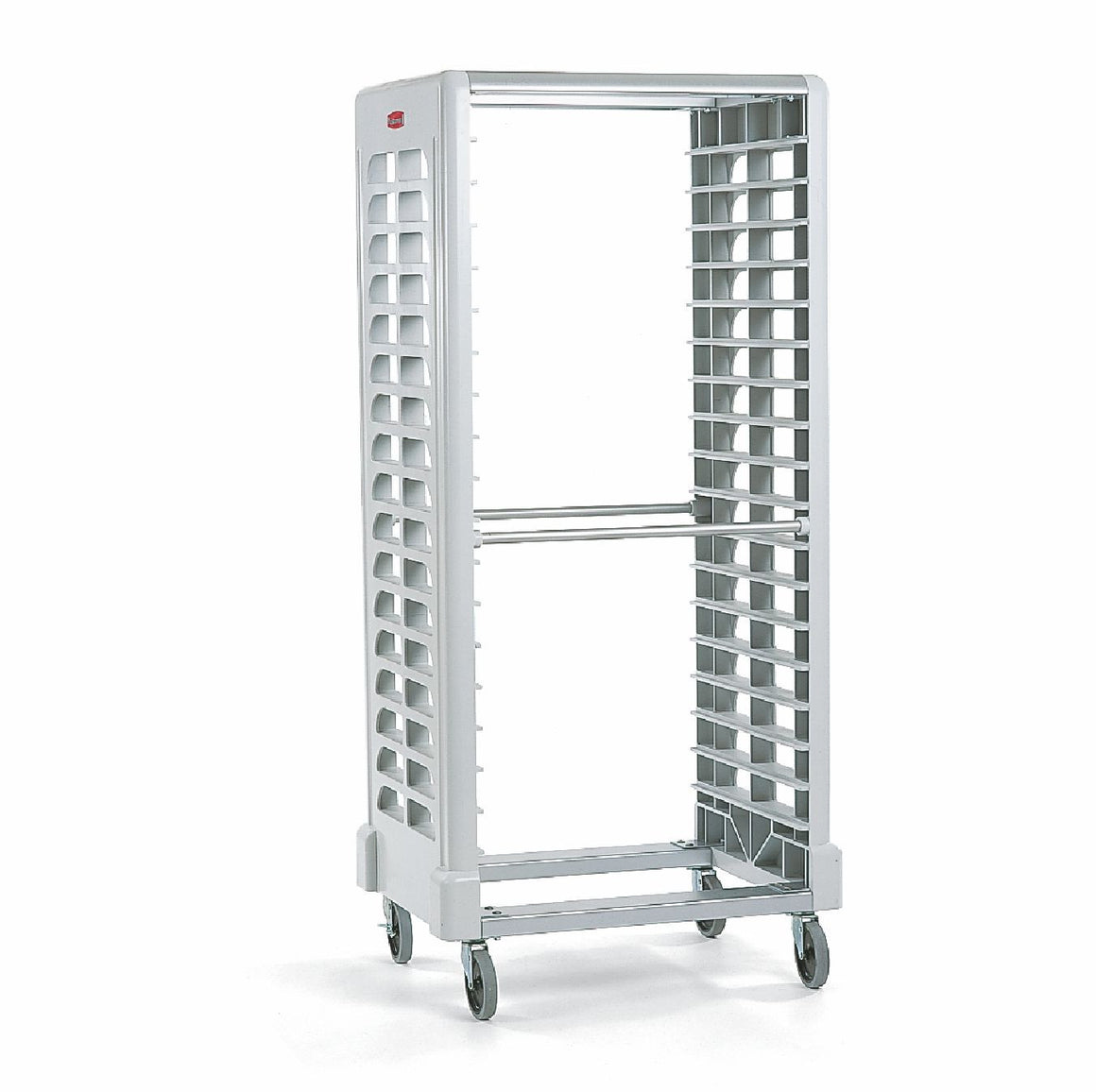 RACK SIDE LOADER WHITE for FOOD BOX/SHEET PAN