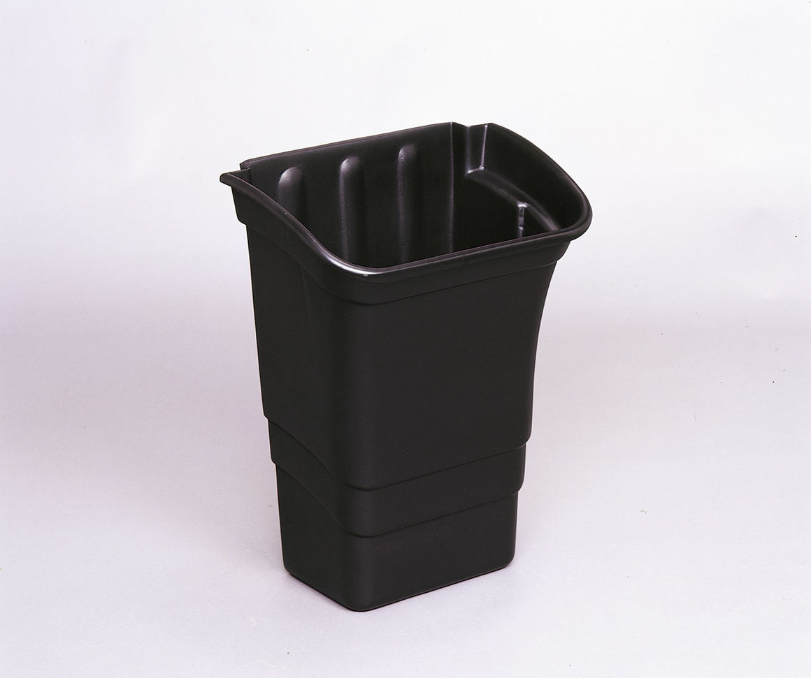 REFUSE BIN BLACK for CARTS 3421,3424-88,3355,4091to96,6180 to 98