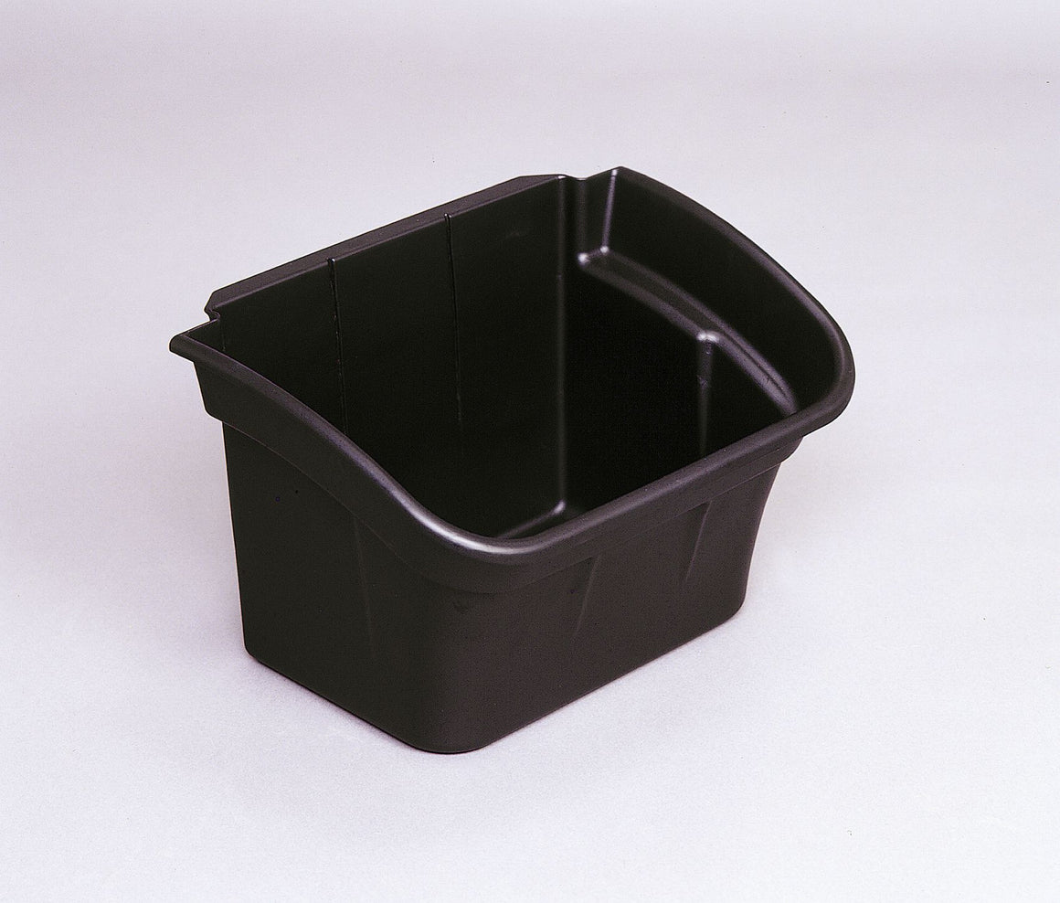 SILVER BIN BLACK for CARTS 3421,3424-88,3355,4091to96,6180to