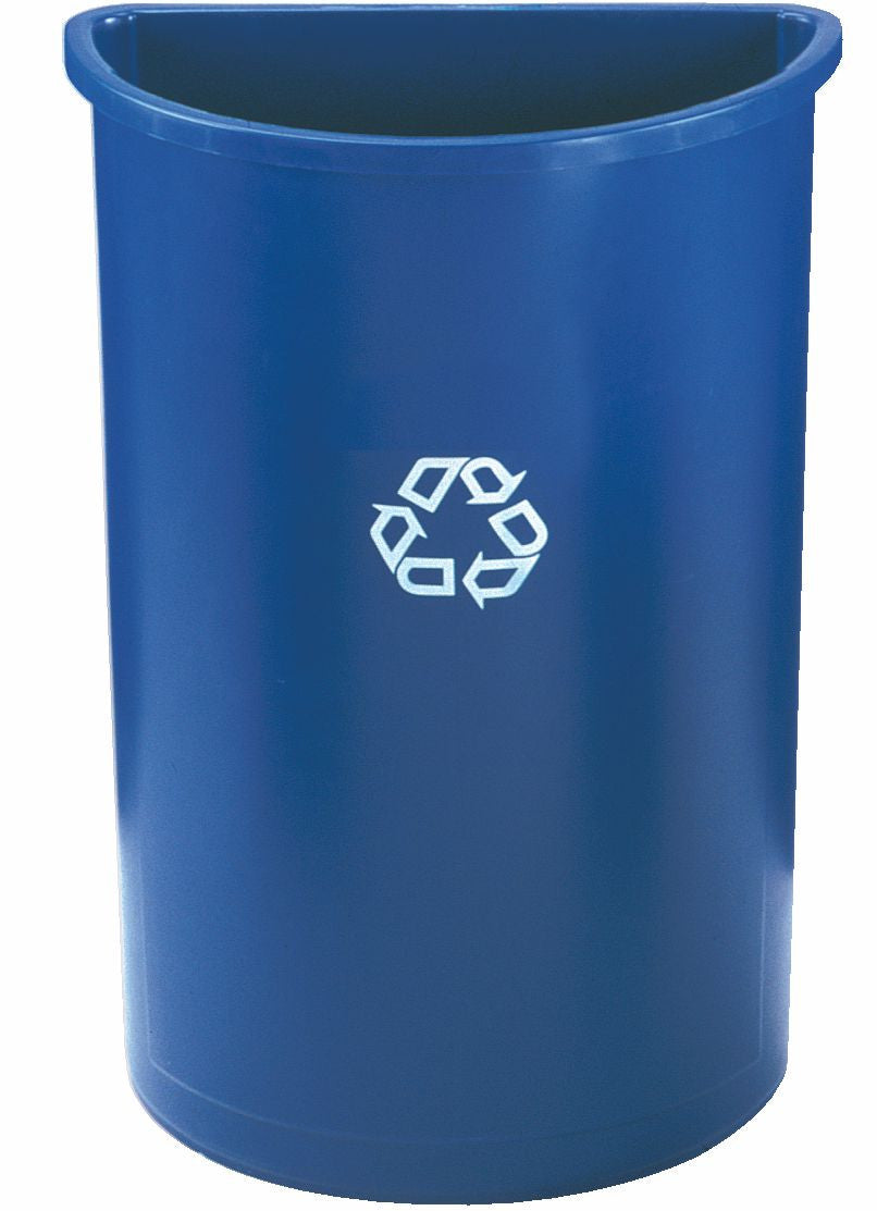 HELF RD RECYCLING CONTAINER BLUE