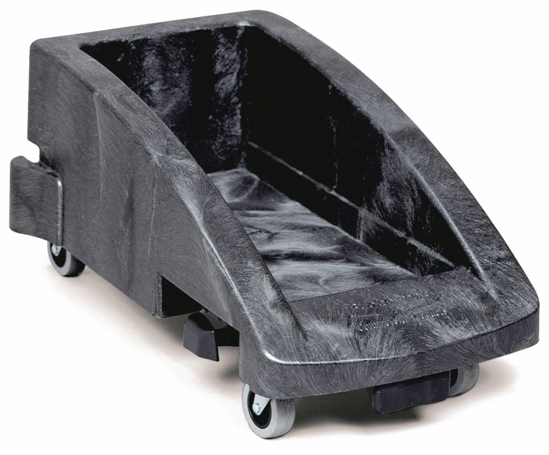 SLIM JIM TROLLEY BLACK