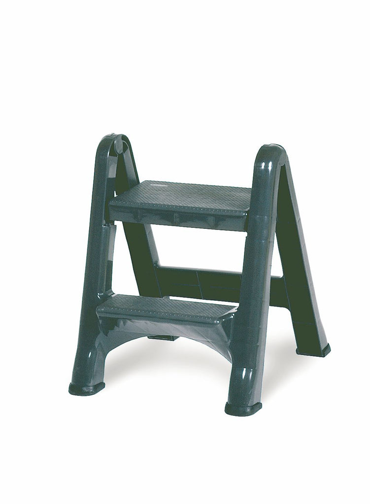 TWO STEP FOLDING STEPSTOOL CYLINDER**