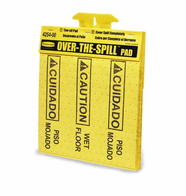 OVER-THE-SPILL PAD TABLET 25s 15¾x14""
