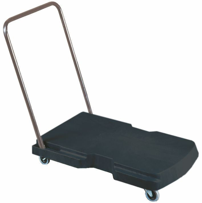 TRIPLE TROLLEY U/DUTY BLACK