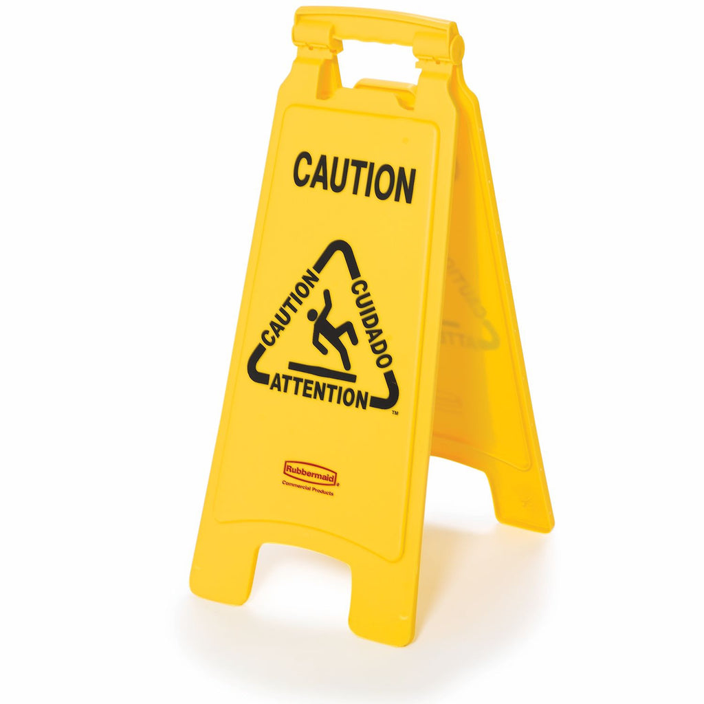 "FLOOR SIGN ""CAUTION"""