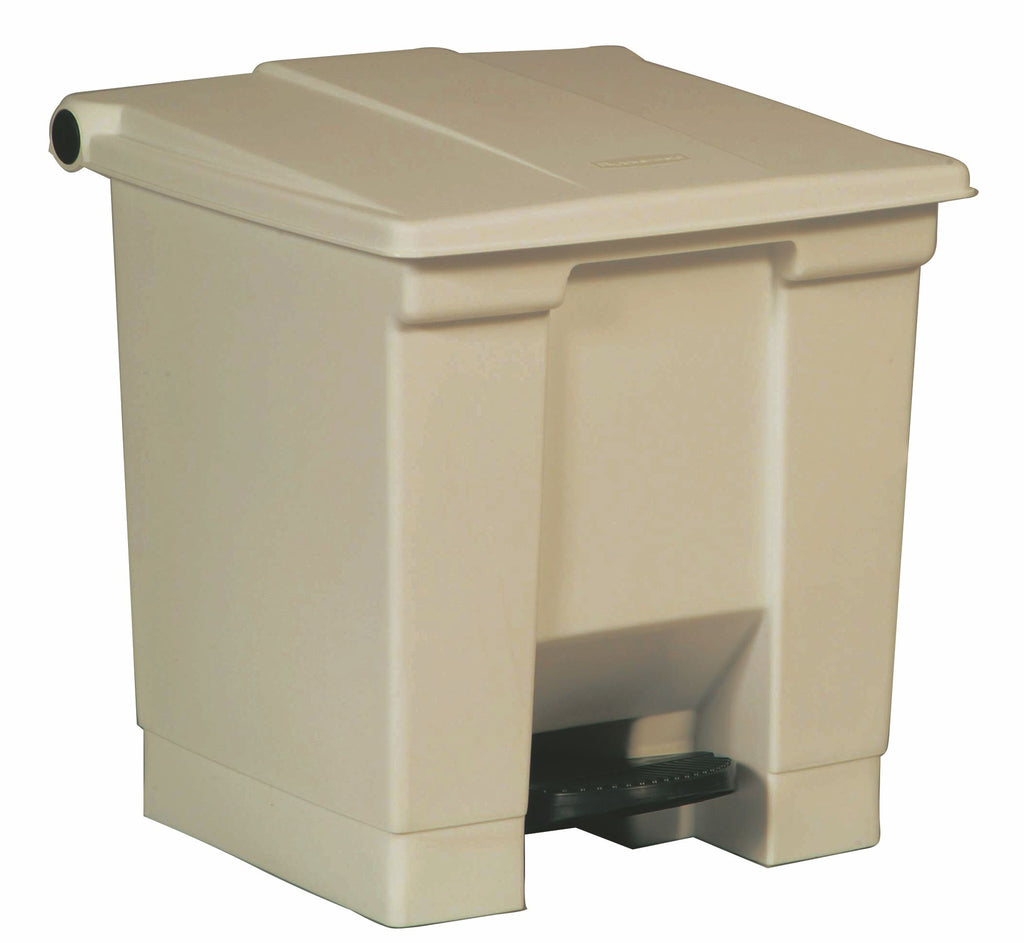 STEP ON CONTAINER 8gal/30.3-lit BEIGE