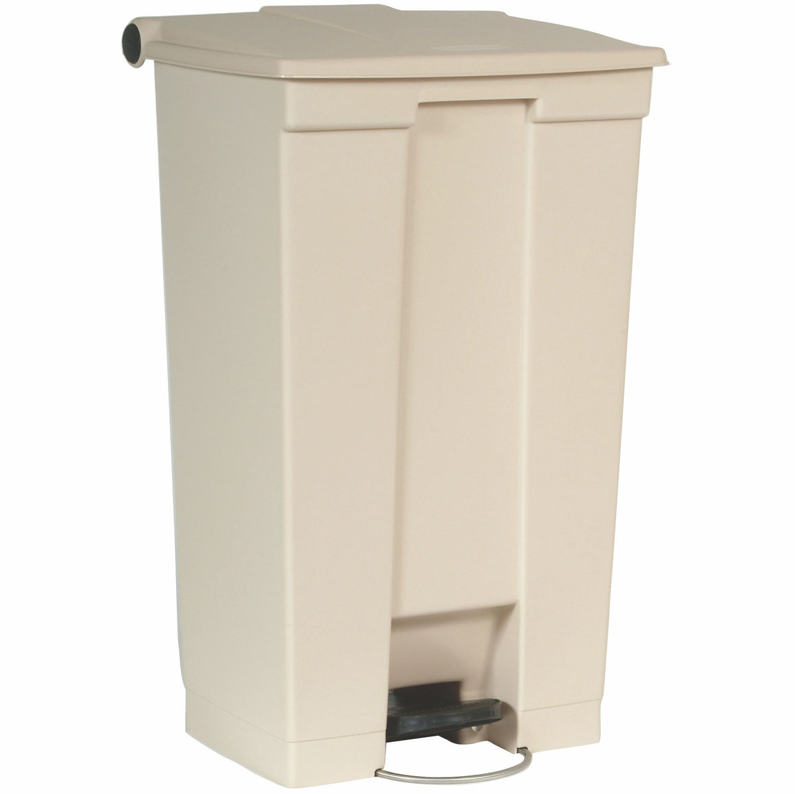 MOBILE STEP ON CONTAINER 23gal/87.1-lit BEIGE