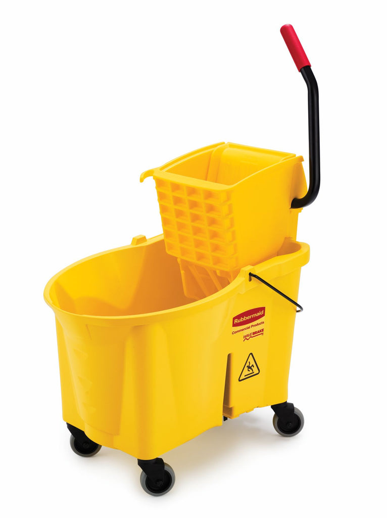 44qt WAVEBRAKE SIDE PRESS COMBO YELLOW